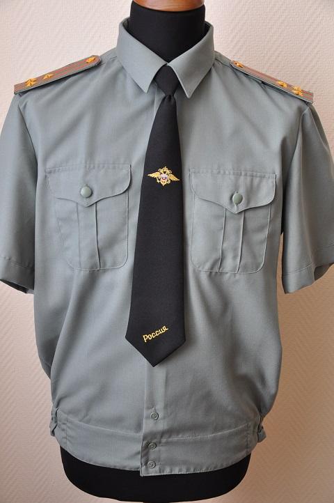 Пример форменной одежды, пошитой на заказ в компании Узловая